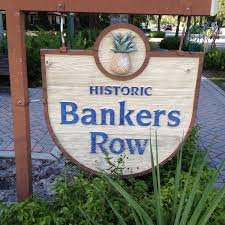 Bankers Row Historic Homes for Sale in East Delray Beach, Florida