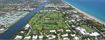 Waterfront Homes for Sale in Gulf Stream, Florida