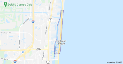 Highland Beach, Florida Homes and Condos for Sale