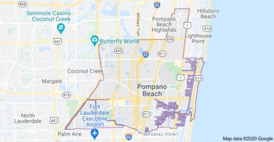 Pompano Beach, Florida Homes for Sale